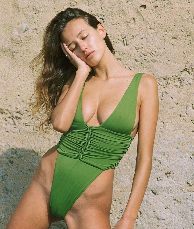 """<p>Riot Swim's high-cut swimwear is a fashion editor favorite. The beautifully ruched swimwear gives you a totally unique beach look. I'll definitely be a Riot babe this summer, in case anyone was wondering. </p><p><a class=""""link rapid-noclick-resp"""" href=""""https://www.riotswim.com/"""" rel=""""nofollow noopener"""" target=""""_blank"""" data-ylk=""""slk:SHOP NOW"""">SHOP NOW</a></p><p><a href=""""https://www.instagram.com/p/CLh-jM-HInu/"""" rel=""""nofollow noopener"""" target=""""_blank"""" data-ylk=""""slk:See the original post on Instagram"""" class=""""link rapid-noclick-resp"""">See the original post on Instagram</a></p>"""