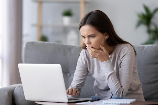 Online symptom checkers are often inaccurate, scientists have warned. (Getty Images)