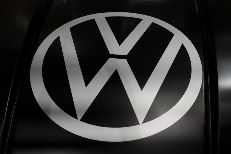 VW tests ventilator output as carmakers join coronavirus fight