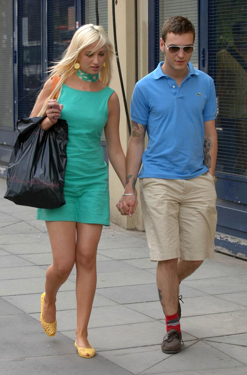 Chantelle Houghton and Samuel Preston were married in 2006, months after they first met. (Photo by Frank Doran/Photoshot/Getty Images)