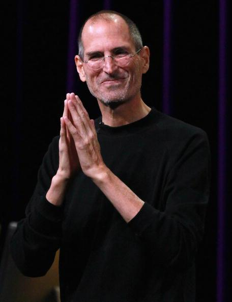 Apple CEO Steve Jobs - February 24, 1955 - October 5, 2011(Photo by Justin Sullivan/Getty Images)