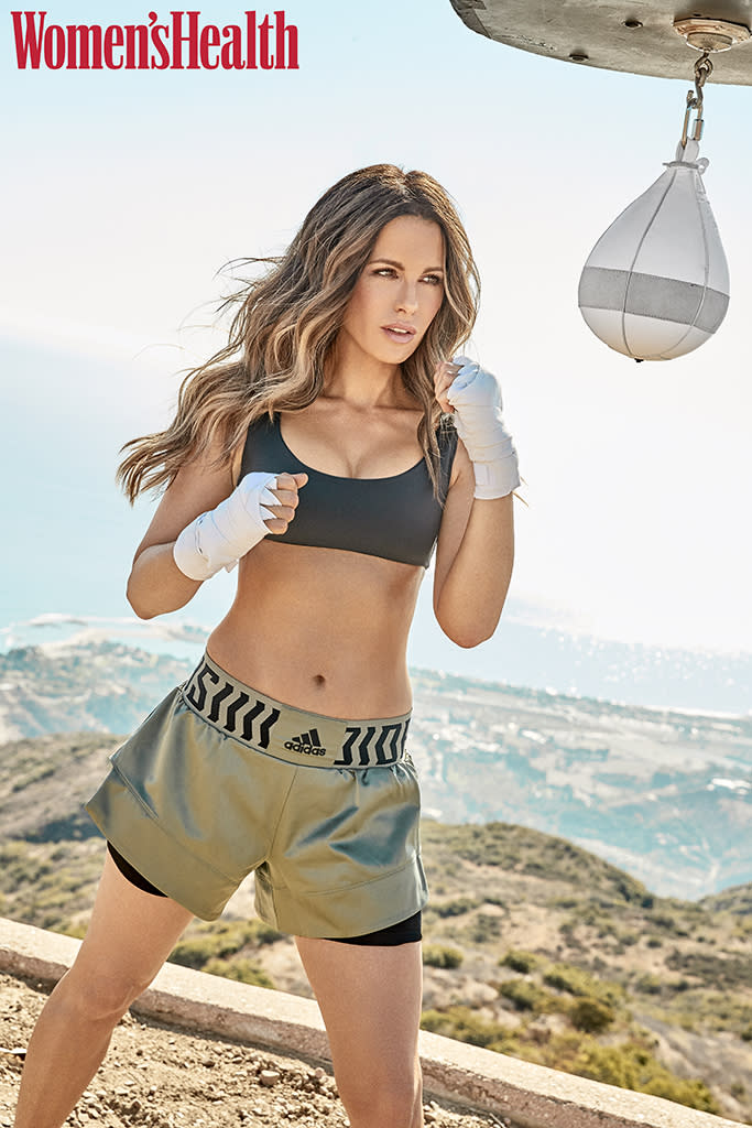 Kate Beckinsale - Women's Health