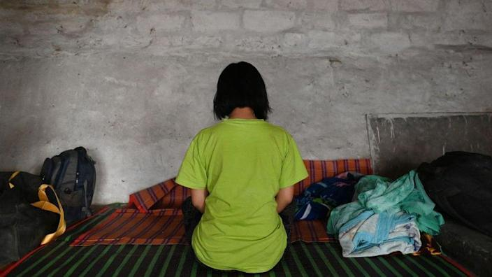 A Burmese police officer who fled Myanmar on March 13, 2021 and illegally traveled to India is resting in a temporary shelter in a private location in Mizoram, northeastern India.