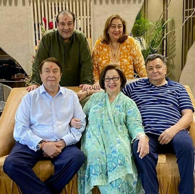 Kapoor Siblings