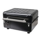 "<p><strong>Traeger </strong></p><p>williams-sonoma.com</p><p><strong>$399.95</strong></p><p><a href=""https://go.redirectingat.com?id=74968X1596630&url=https%3A%2F%2Fwww.williams-sonoma.com%2Fproducts%2Ftraeger-ranger-grill&sref=https%3A%2F%2Fwww.goodhousekeeping.com%2Fappliances%2Foutdoor-grill-reviews%2Fg2320%2Fbest-outdoor-grills-0611%2F"" rel=""nofollow noopener"" target=""_blank"" data-ylk=""slk:Shop Now"" class=""link rapid-noclick-resp"">Shop Now</a></p><p>Traeger is known for its wide assortment of large <a href=""https://www.goodhousekeeping.com/appliances/outdoor-grill-reviews/a26251606/best-pellet-grills/"" rel=""nofollow noopener"" target=""_blank"" data-ylk=""slk:pellet grills"" class=""link rapid-noclick-resp"">pellet grills</a> designed to smoke a lot of meat at once at a precise temperature. They heat up more quickly than charcoal grills and require less prep work (no fussing around with coals that won't light or are hard to spread out). This Ranger Grill is <strong>a great option for pellet grill-newbies who don't want to make a steep investment off the bat,</strong> urbanites without tons of outdoor grill space, or those who like to road trip. It allows you to smoke, braise, roast, or barbecue in five-degree increments while creating the wood-fire flavor pellet grills are known for. It features a thermometer probe and ""keep warm"" function, and comes with a griddle to make eggs and other breakfast food.<br></p>"