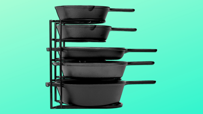 This handy tool gets your pots in order. (Photo: Amazon)