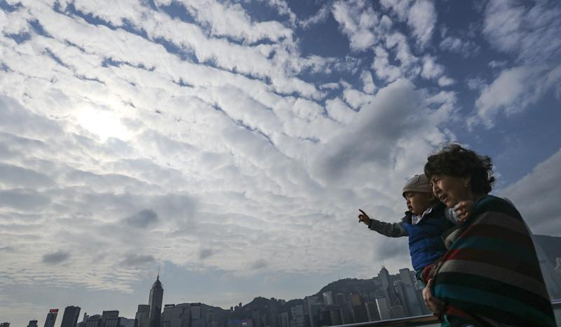 Hong Kong Observatory announces 2018 was city's third hottest year in recorded history