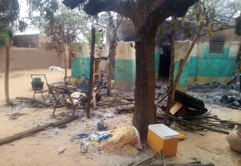 More than 130 killed in Mali massacre as United Nations  visits
