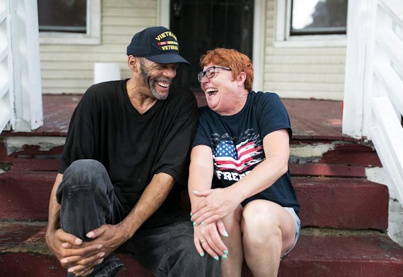 Daughter and Sister of Veterans Furnishes Homes for 500 Once-Homeless Vets: It's 'My Joy'