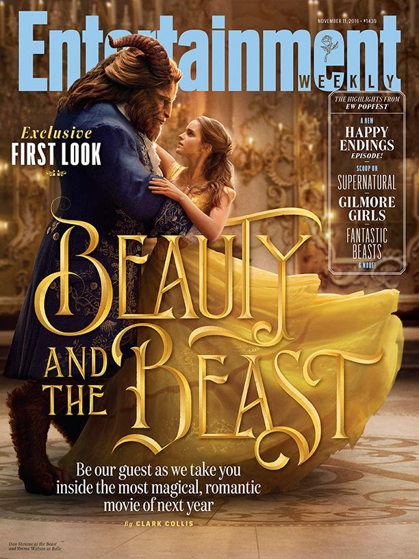 Beauty and the Beast (Photo: EW)