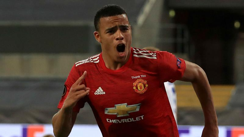 'Greenwood can be Kane's England deputy' - Man Utd star is a 'natural' goalscorer, says Rooney