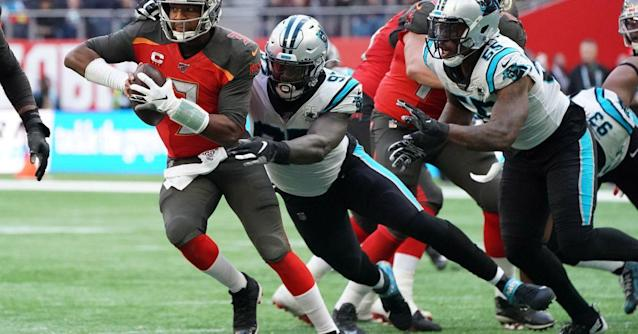 Panthers 37 Buccaneers 26: The Hog Molly Report