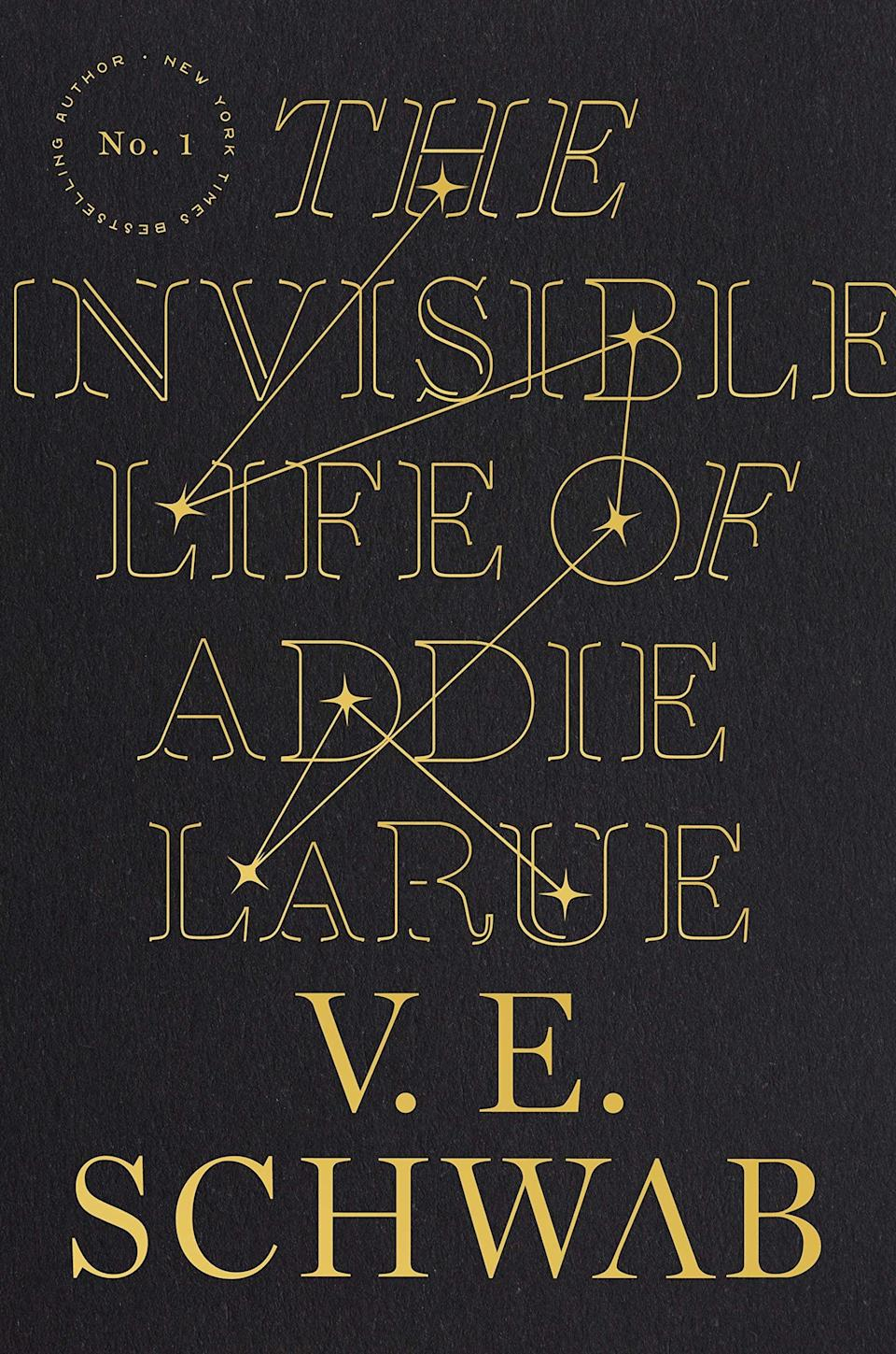 <p>V.E. Schwab's <span><b>The Invisible Life of Addie LaRue</b></span> introduces the captivating idea of immortality with the promise of unexpected romances and fantasy. A young woman named Addie LaRue makes a bargain to gain immortality, which is met with a curse to be forgotten by those she meets - that is, until a young man remembers her name.</p>