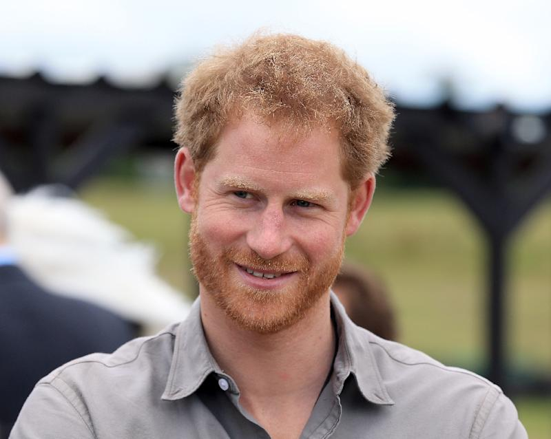 Britain's Prince Harry tested for HIV