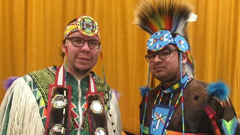 Sarnia dance troupe teaches Windsor students about First Nations culture