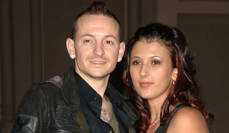 talinda ann bentley: linkin park frontman's wife saved him from