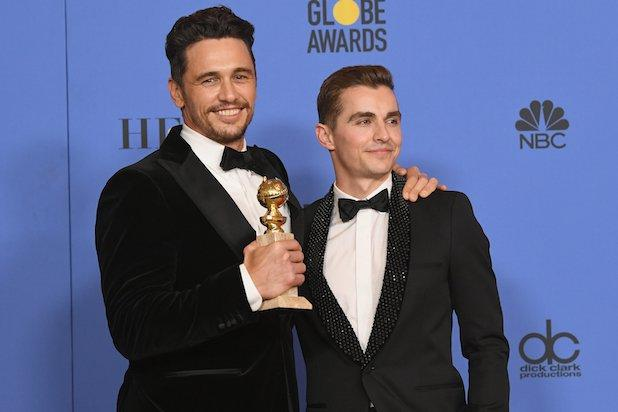 James Franco accused of sexual misconduct following Golden Globes win