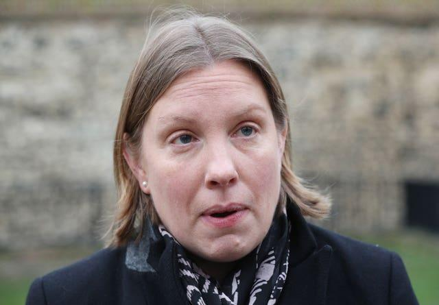 Tracey Crouch is the chair of the panel overseeing the fan-led review of football governance