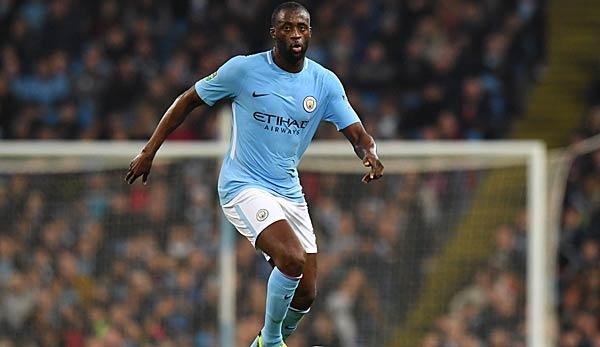 Premier League: Transfergerücht: Yaya Toure vor Wechsel zu New York City