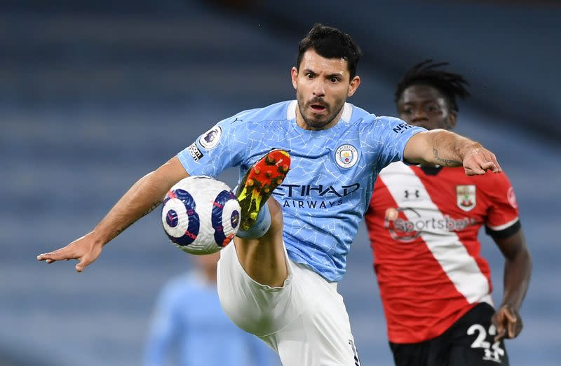 Premier League - Manchester City v Southampton