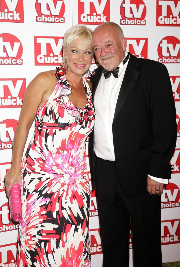 Celebrity splits 2012: Shortly after winning Celebrity Big Brother in January, Denise Welch announced live on Loose Women that she and husband of 25 years Tim Healy had split up. The couple have remained close and have moved on to relationships with new partners.