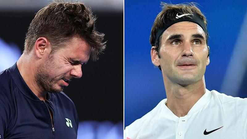 Wawrink's shock loss has eased Federer's path to No.1. Pic: Getty