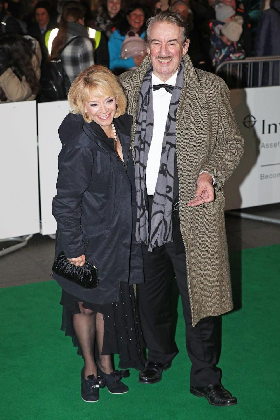 Sue Holderness, who played Marlene in the sitcom, paid tribute to her 'beloved friend' (Jonathan Brady/PA) (PA Wire)