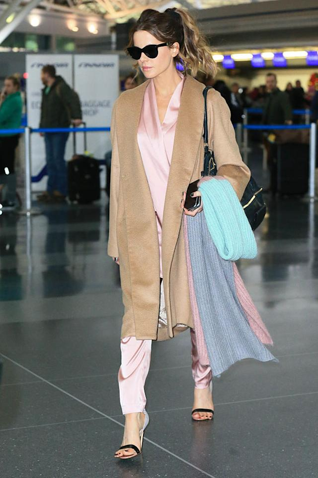 <p>Gentle pastels only enhance Kate's cozy aesthetics. <i>(Photo: Getty Images)</i> </p>