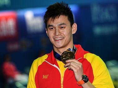 FINA World Championships 2019: China's Sun Yang clinches record fourth gold in 400 metres freestyle event