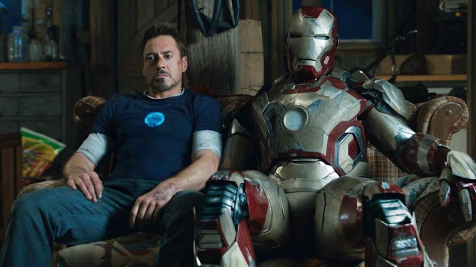 <p> The MCU upped the ante with Iron Man 3, which is far from a typical Marvel movie. In fact, it's the movie that made it very clear that, from 2013 onwards, there was no longer going to be a typical Marvel movie formula. Lethal Weapon writer Shane Black directs Iron Man 3, a movie that's part superhero story, part existential angst-comedy. Black's involvement is far more significant than his '80s action track record as his barnstormingly clever, postmodern film noir comedy, Kiss Kiss Bang Bang, was fundamental in relaunching Robert Downey Jr's career, post-rehab. </p> <p> As such, Iron-Man 3 is a solid collaboration to round off the character's initial trilogy – a well-written, insightful piece of character-driven filmmaking that just happens to have a bunch of flying robot suits thrown in for good measure and a bait-and-switch villain that may lessen the movie in the eyes of some. With a script tailored to his deeper talents, RDJ really earns his (huge) paycheck here. </p>
