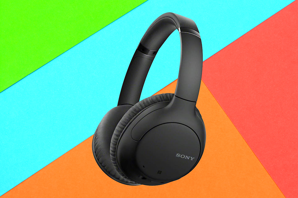 Save 56 percent on these Sony WH-CH710N Bluetooth Noise-Cancelation Headphones. (Photo: Amazon)