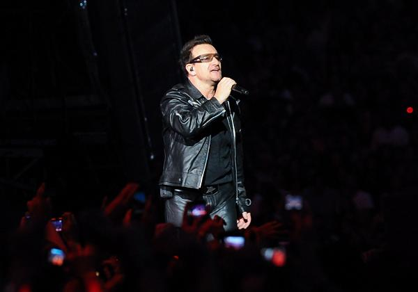 """U2 Release """"Ordinary Love,"""" Their First New Song in Four Years"""