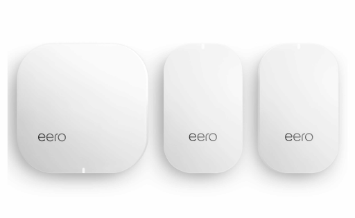 These three WiFi pieces can blanket a four-bedroom house with no dead spots.