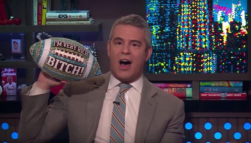 Andy Cohen | Watch What Happens Live