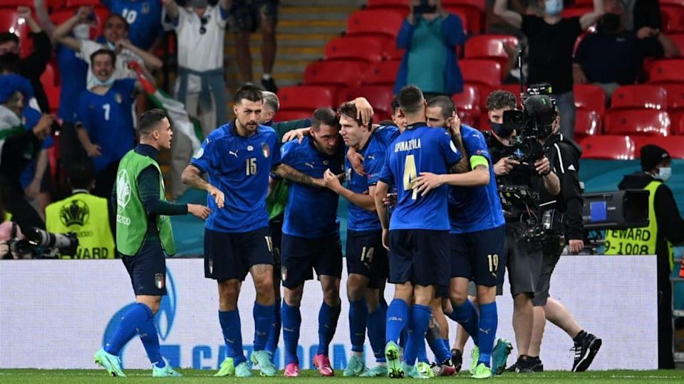 Italy v Austria - UEFA Euro 2020: Round of 16   Andy Rain - Pool/Getty Images
