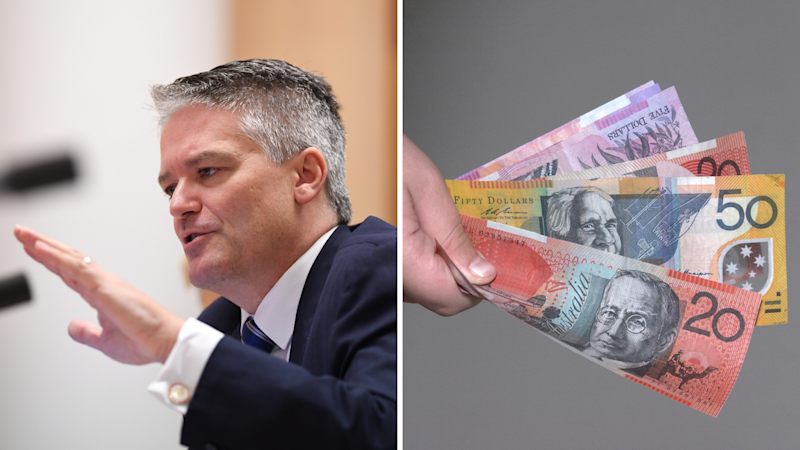 Finance minister Matthias Cormann has confirmed that the increase to the super guarantee is going ahead. (Source: AAP, Getty)