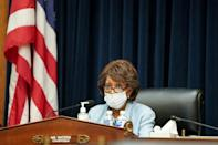"""Democratic Congresswoman Maxine Waters, who heads the House commission on financial services, has promised an investigation of """"predatory and manipulative conduct"""" in the market"""