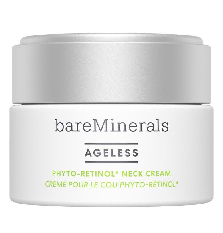 Ageless Phyto-Retinol Neck Cream. Image via BareMinerals.