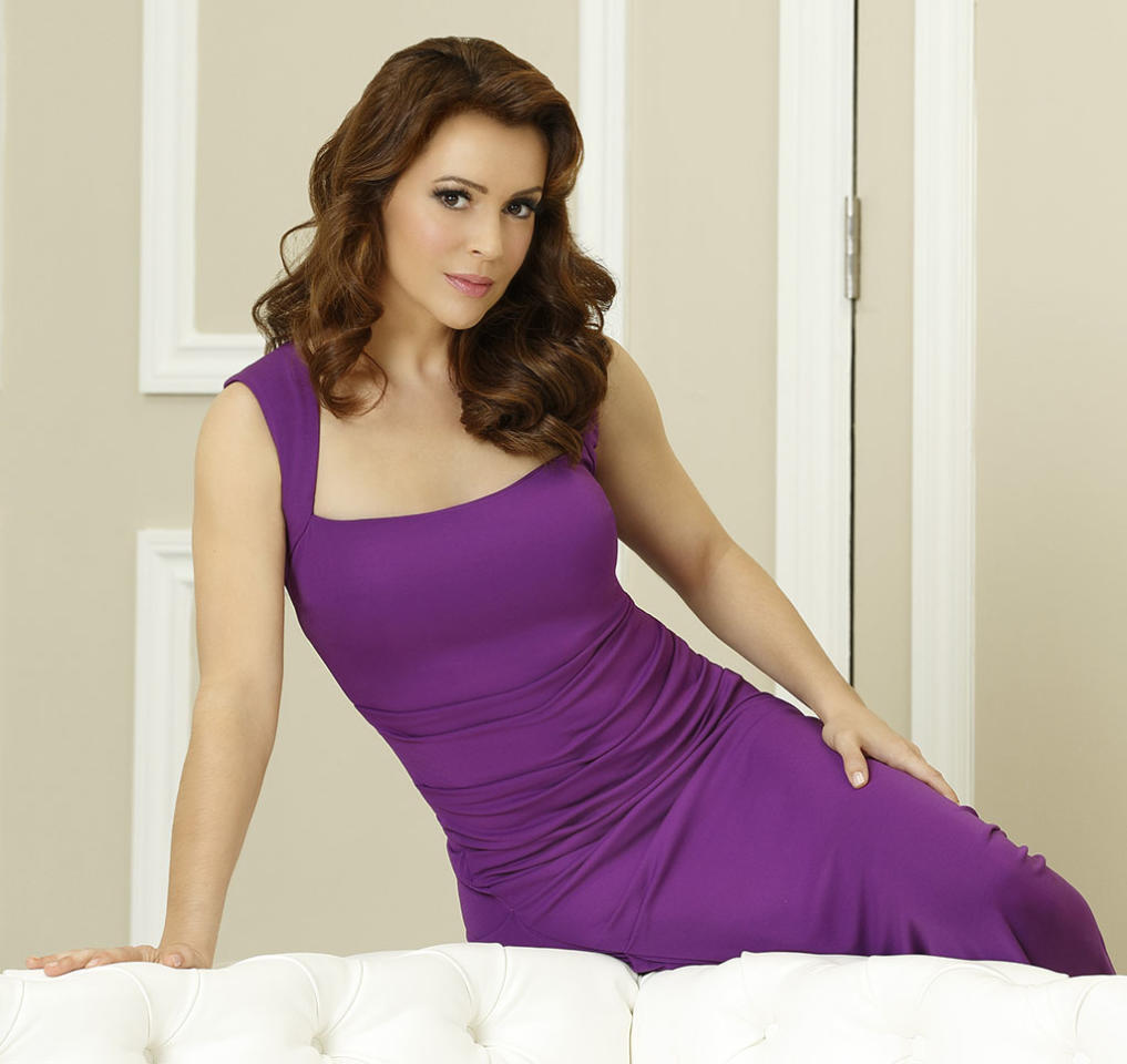 "ABC's ""Mistresses"" stars Alyssa Milano as Savannah (""Savi"") Davis."