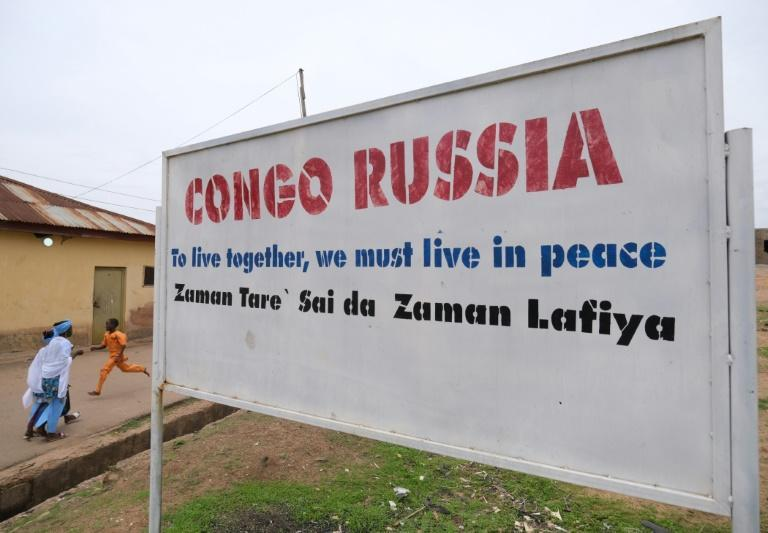 Jos previously had flashpoints for violence, such as the Congo Russia district