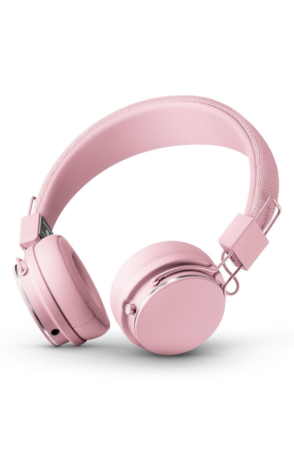 "<p>They can listen to their favorite tunes on these <a href=""https://www.popsugar.com/buy/Urbanears-Plattan-II-Wireless-Bluetooth-Headphones-532952?p_name=Urbanears%20Plattan%20II%20Wireless%20Bluetooth%20Headphones&retailer=shop.nordstrom.com&pid=532952&price=49&evar1=fab%3Aus&evar9=36291197&evar98=https%3A%2F%2Fwww.popsugar.com%2Ffashion%2Fphoto-gallery%2F36291197%2Fimage%2F47027900%2FUrbanears-Plattan-II-Wireless-Bluetooth-Headphones&list1=shopping%2Choliday%2Cwinter%2Cgift%20guide%2Cwinter%20fashion%2Choliday%20fashion%2Cfashion%20gifts&prop13=api&pdata=1"" rel=""nofollow noopener"" class=""link rapid-noclick-resp"" target=""_blank"" data-ylk=""slk:Urbanears Plattan II Wireless Bluetooth Headphones"">Urbanears Plattan II Wireless Bluetooth Headphones</a> ($49, originally $100).</p>"