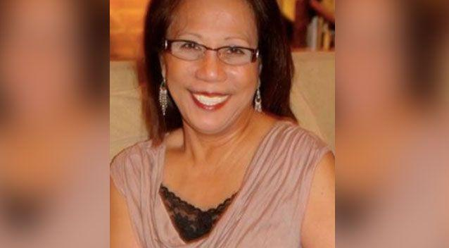 Ms Danley, 62, touched down at Los Angeles Airport on Tuesday night. Photo: 7 News