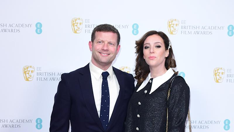 Dermot O'Leary's wife says thank you for pregnancy well-wishes