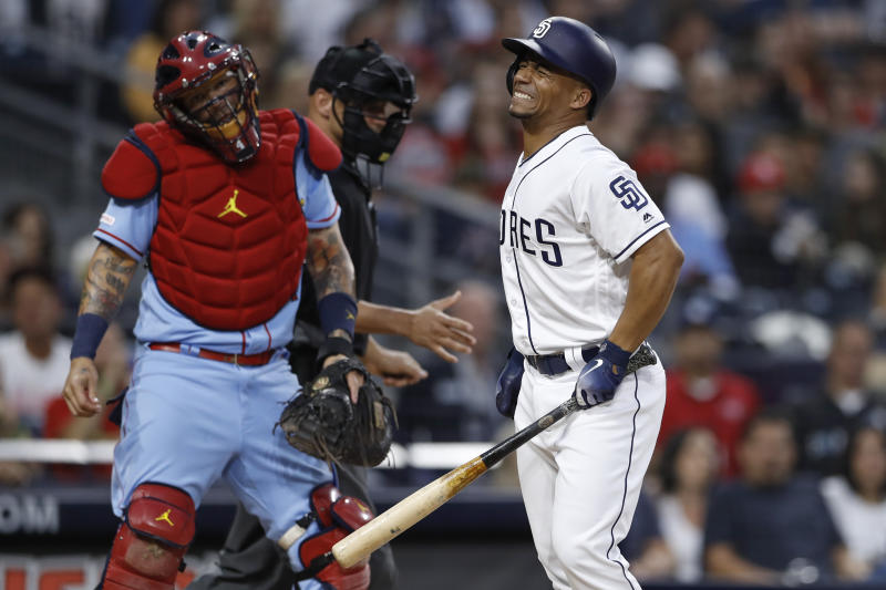 Cardinals place Molina on IL amid series of roster moves