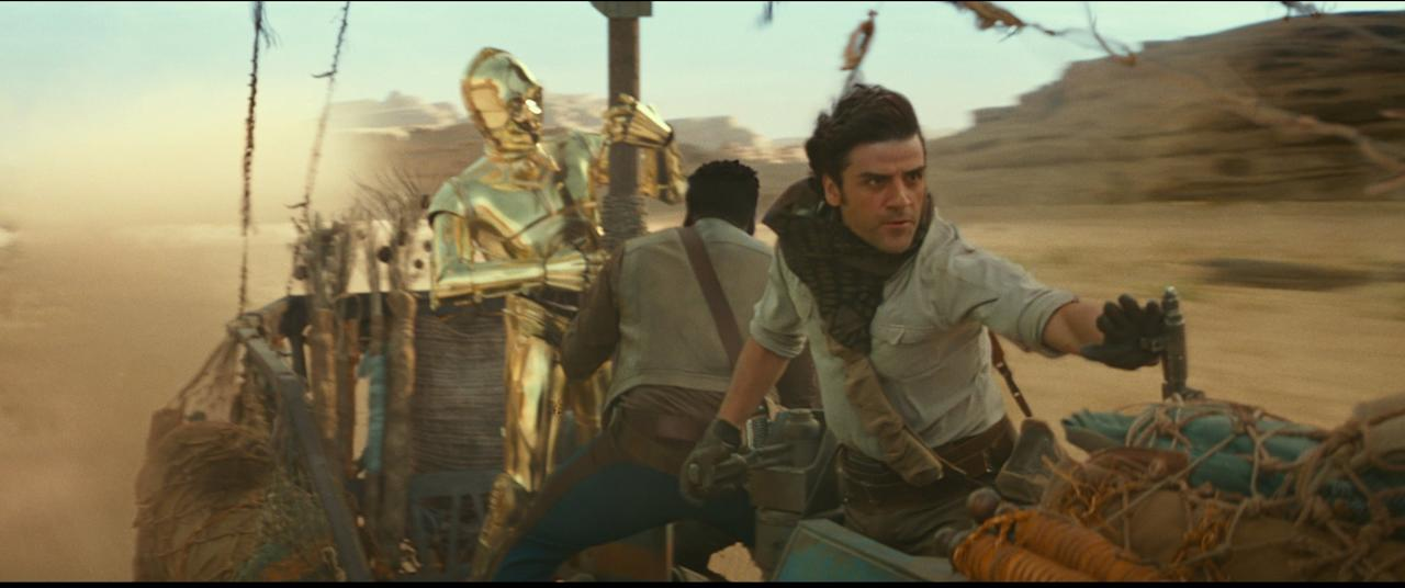 """<p>Also before seeing the film, we considered Skywalker as the Resistance. While the events of <strong>Star Wars: The Last Jedi</strong> led to most of the Resistance getting wiped out by the First Order, the ending of the film hinted at a new generation of children who support the Resistance spread throughout the galaxy. In an <a href=""""http://variety.com/2019/film/news/star-wars-episode-9-trailer-watch-1203129229/"""" target=""""_blank"""" class=""""ga-track"""" data-ga-category=""""Related"""" data-ga-label=""""http://variety.com/2019/film/news/star-wars-episode-9-trailer-watch-1203129229/"""" data-ga-action=""""In-Line Links"""">interview with <strong>Variety</strong></a>, Abrams said that """"some time has passed"""" between <strong>The Last Jedi</strong> and <strong>The Rise of Skywalker</strong>, so it's possible that the kids we saw at the end of the previous film could be young Resistance fighters in the next one. """"Skywalker"""" could be the name they adopt for themselves, especially once word gets out about how Luke Skywalker faced down the entire First Order by himself.</p> <p>While the previous theory still kept the focus on Rey as the first one to take up the Skywalker mantle, this one shifts that focus to the Resistance as a whole. Having a group collectively refer to themselves as Skywalker, named for a single man who stood his ground against overwhelming odds, seems to be in line with Abrams's inclusive interpretation of the Star Wars mythology, and would provide a satisfying note for the end of the saga: if we choose to stand for what is good, even in the face of great evil, we are all Skywalker.</p>"""