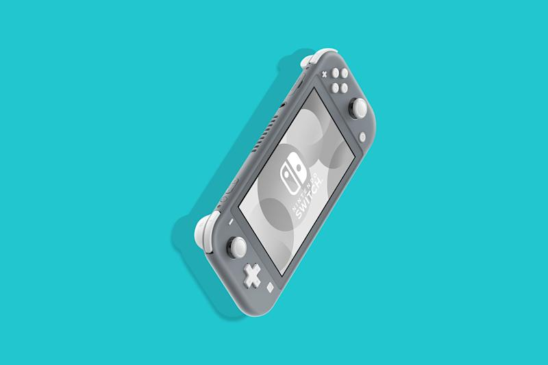 The Nintendo Switch Lite Is Ideal for Gamers on the Go