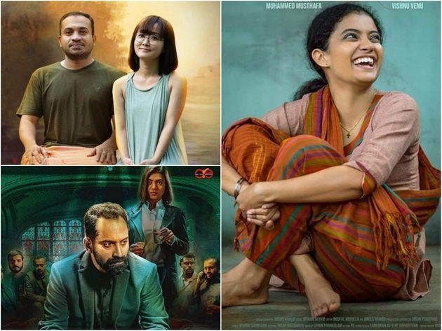 (Clockwise from L-R) Android Kunjappan Version 5.25, Kappela, Trance