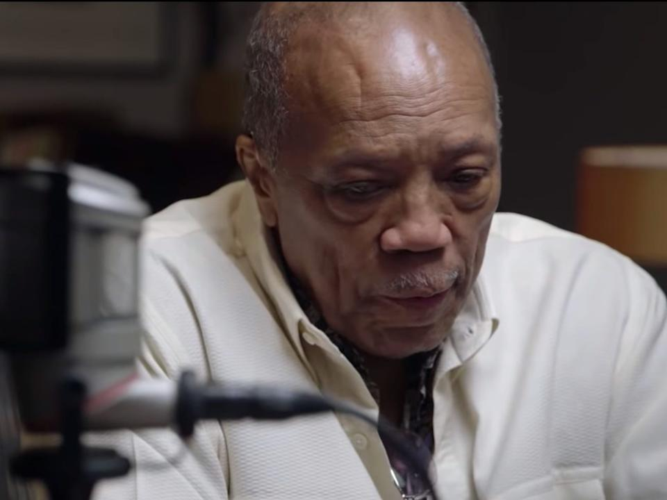 Quincy Jones is famous for his work in the music industry.