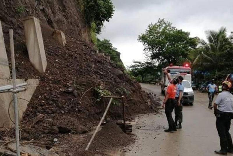 Only vehicles 'allowed' to use Talisay-Uling Access Road