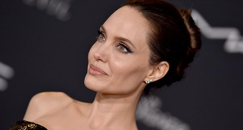 Angelina Jolie (Photo by Axelle/Bauer-Griffin/FilmMagic)